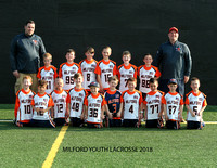 MYL 2018 Bantams
